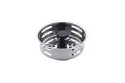 Kitchen Craft Stainless Steel Plug and Sink Strainer