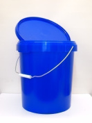 20.5litres Bucket with Sealable Lid catering potatoes kitchen ice bucket beer pub
