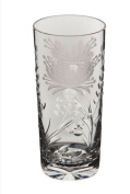 Royal Brierley Honeysuckle Highball Glass, Clear