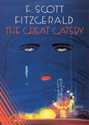 Vintage The Great Gatsby #2 Book Cover Sleeve A3 Poster / Print / Picture 280GSM Satin Photo Paper