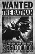Batman Arkham Origins Wanted Maxi Poster