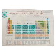 Periodic Table Printed Cotton Tea Towel