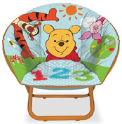 Delta Children Winnie the Pooh Saucer Chair