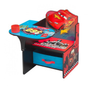 Delta Children Cars Chair Desk with Storage Bin-E