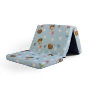 Baby Travel Bed Crib Foam Mattress 60 x 120 - Non Toxic