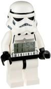 LEGO Star Wars Storm Trooper Minifigure Clock