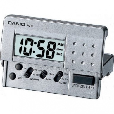 Led Digital Travel Clock