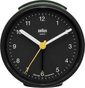 BRAUN Travel Alarm Clock BNC012BKBK