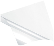 Fellowes Recyclable Binding Covers Ultra Clear, 7 Mil, Letter, 100 Pack