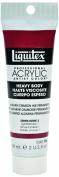 Liquitex Professional Heavy Body Acrylic Paint 60ml tube, Alizarin Crimson Hue Permanent