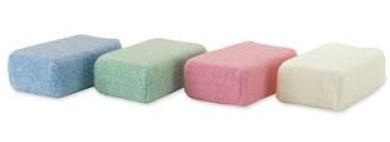 Brandon- Bath Sponge Assorted Colours
