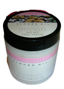 Asquith & Somerset Almond Oil Exfoliating Sugar Scrub - 570ml