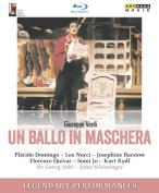 Un Ballo in Maschera [Regions 1,2,3] [Blu-ray]