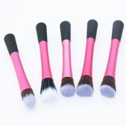 Boboshop 5pcs Professional Cosmetic Makeup Make up Brush Brushes Set Kit