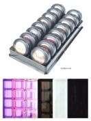 byAlegory Acrylic Eyeshadow Makeup Organiser | 16 Spaces