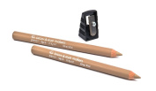 CoverGirl Brow and Eye Makers Pencil, 520 Soft Blonde Warm,0ml