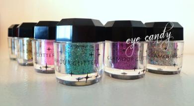 Eye Candy Beauty Treats Loose Glitter Powder. NYX