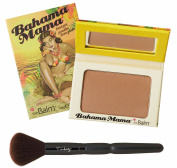 theBalm Bahama Mama Bronzer w/ Mini Mary-Lou Manizer