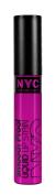 N.Y.C. New York Colour Smooch Proof Liquid Lip Stain, Unforgettable Fuchsia, 0.24 Fluid Ounce