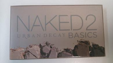 Naked2 Basics Eyeshadow Makeup Palette