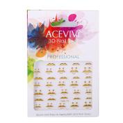 ACEVIVI Fashion 3D Design Nail Art Stickers