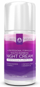 InstaNatural THE BEST Night Cream Moisturiser Treatment for Face - with Vitamin C, Niacinamide (Vitamin B3), Matrixyl 3000, Rosehip Oil & Argan Oil - Hydrates & Plumps Skin, 3.4 Fluid Ounce