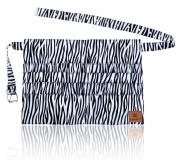 SHANY Urban Gal Collection Brush Holder/Apron/Organiser, Apron Only, Zebra
