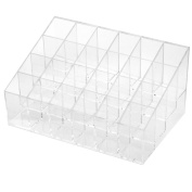 Mokingtop Fashion New Clear Acrylic Makeup Cosmetic Organiser Lipstick Brush Display Holder Stand