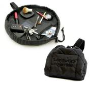 Lay-N-Go Mini COSMO Cosmetic Bag, Black