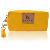 SHANY Cosmetics Limited Edition Mini Tote Bag and Travel Makeup Bag, Blonde