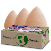 Nature's Blender by Earth's Daughter - MEMORIAL DAY SALE!! - This Is A Makeup Sponge Blender That Will Give You The Perfect Skin You Want. Latex-free, Hypoallergenic & Natural Colour For Sensitive Skin Types. Looking For The Makeup Sponge Applicator Th ..