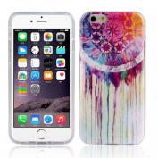 ABC(TM) Dream Catcher Painting Soft TPU Case Cover For iPhone 6 Plus 14cm