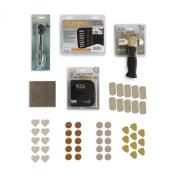 RMP Metal Stamping Kit Comic Lowercase