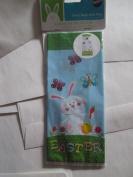 Wilton Bunny/ Butterfly Easter Treat Bags 23cm - 1.3cm x 10cm 20/pkg