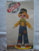 Kelly Clown Crochet Circus Doll Kit