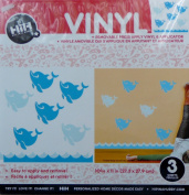 Hip in a Hurry 28cm Vinyl - Dolphins