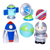 Elegant Baby - Space Party Bath Squirties