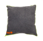 Hej Kid's Head Rest, Heather, One Size, Heather Grey