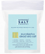 Eucalyptus Dead Sea Salt - 9.1kg Bag
