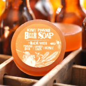 Beer Soap (Honey Pilsner)
