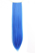 MapofBeauty Beautiful Straight Long Ponytail Hair Extensions