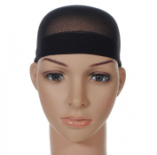Quality WIG CAP Nylon MUST HAVE One Size BLACK