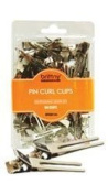Brittny Professional Double Prong Pin Curl Clips Br58102 - 80 Ct