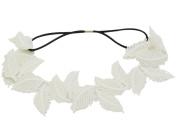 BONAMART ® Women Girls Nature Leaf Stylish Elastic Headband Hair Band Chain