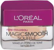 L'Oreal Paris Studio Secrets Professional Magic Smooth Souffle Makeup, Creamy Natural, 0.67-Fluid Ounce