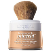 L'Oreal Paris True Match Mineral Foundation, Nude Beige, 10ml