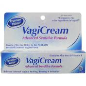 Premier Value VagiCream Sensitve Formula, 30ml
