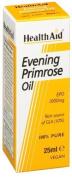 Health Aid Evening Primrose Oil - Pure EPO Oil (10% GLA) 25ml Oil by HealthAid