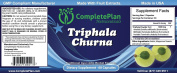 Gentle Natural Colon Cleanse and Detox Pure Triphala Churna Exract