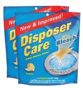 Glisten DP06N-PB Disposer Care Foaming Garbage Disposer Cleaner-140mls 4 ct-2 pk